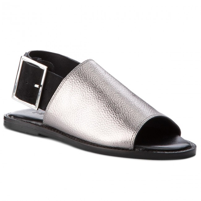 Sandals INUOVO - 8646 Black/Pewter