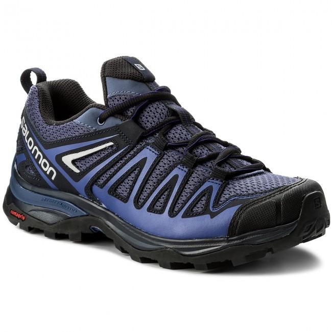 Trekker Boots SALOMON X Ultra 3 Prime W 401254 25 W0 Crown BlueNight SkySpectrum Blue