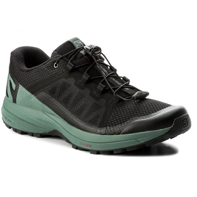 Shoes SALOMON Xa Elevate 401359 27 V0 BlackBalsam GreenBlack