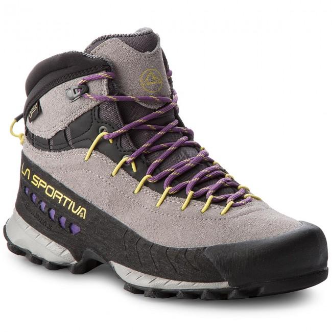 Trekker Boots LA SPORTIVA - Tx4 Mid Gtx GORE-TEX 27F901500 Grey/Purple