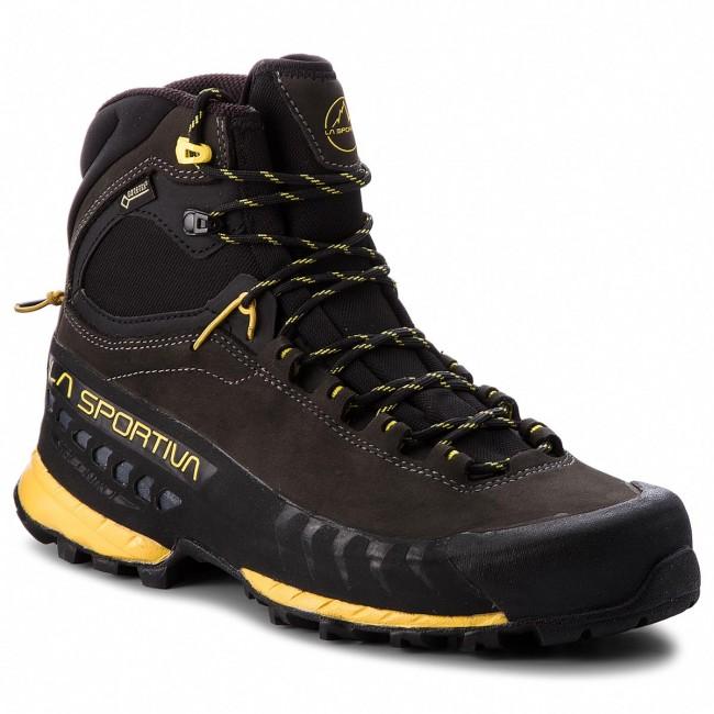Trekker Boots LA SPORTIVA - Tx5 Gtx GORE-TEX 27I900100 Carbon/Yellow