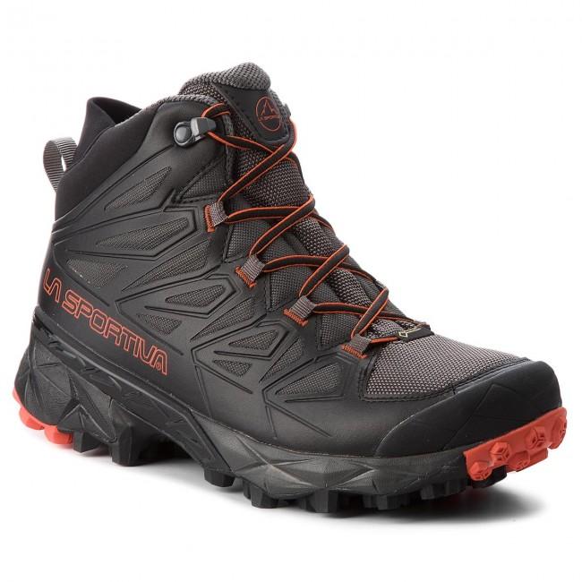 Trekker Boots LA SPORTIVA - Blade Gtx GORE-TEX 24F999202 Black/Tangerine