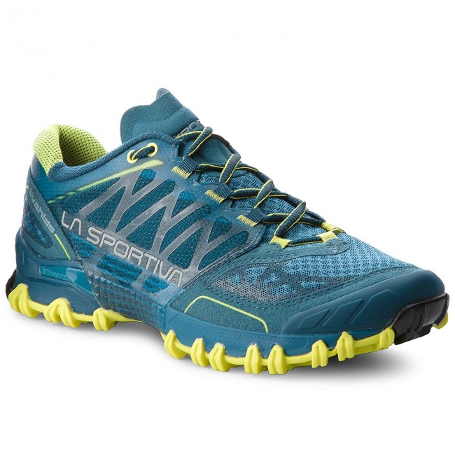 Shoes LA SPORTIVA - Bushido 26K606702 Ocean/Sulphur