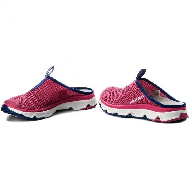 Buy Salomon W RX SLIDE 3.0, Pink Yarrow White Surf The