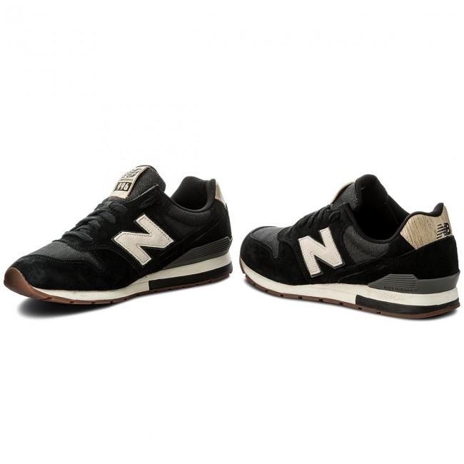 new arrival 30980 eb5fe Sneakers NEW BALANCE - MRL996PA Black