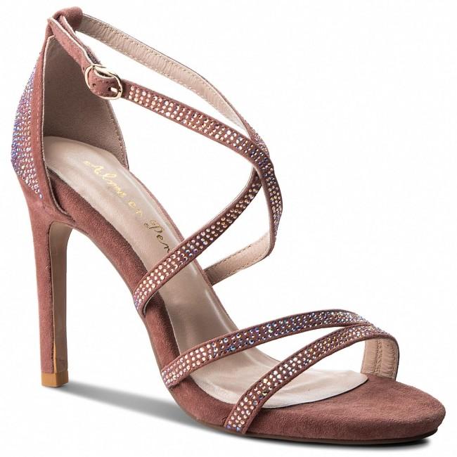 Sandals ALMA EN PENA - V18239 Suede Lavanda