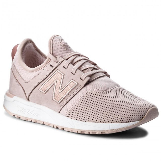 f35eae8be451a Sneakers NEW BALANCE - WRL247PS Pink - Sneakers - Low shoes - Women's shoes  - efootwear.eu