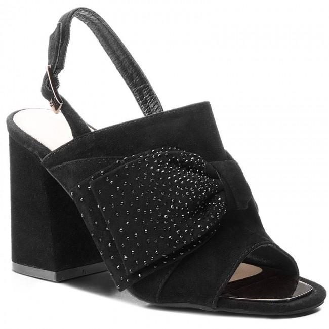 Sandals ALMA EN PENA - V18279 Suede Black