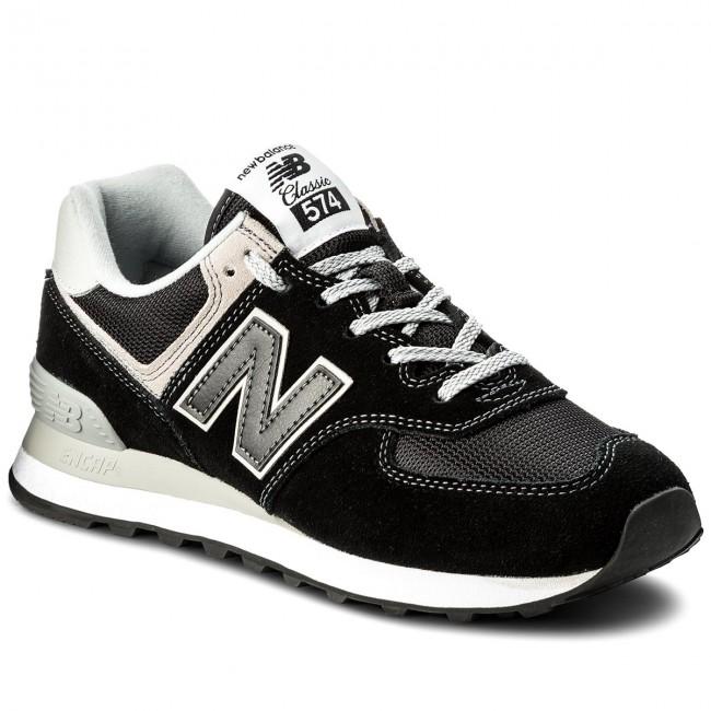 Sneakers NEW BALANCE - ML574EGK Black Grey