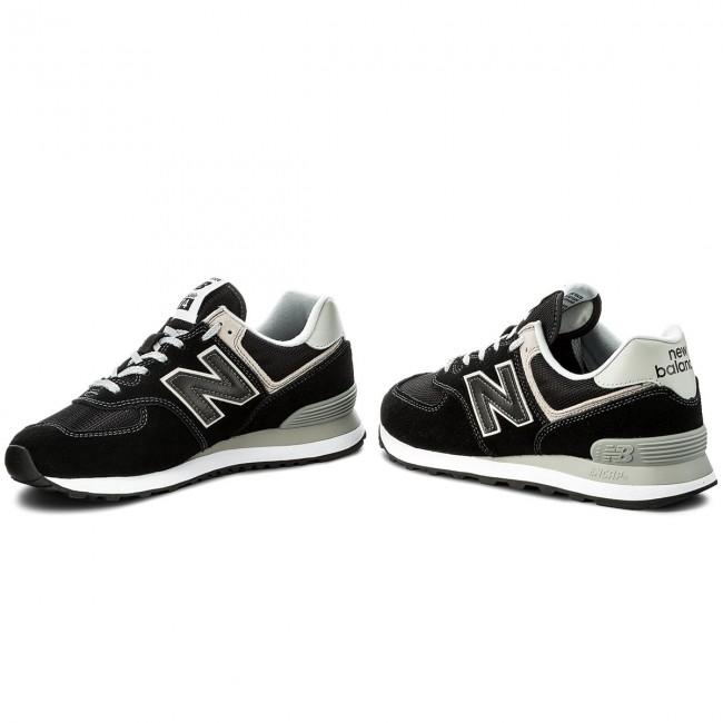 cheap for discount ce8b9 b2e07 Sneakers NEW BALANCE - ML574EGK Black Grey