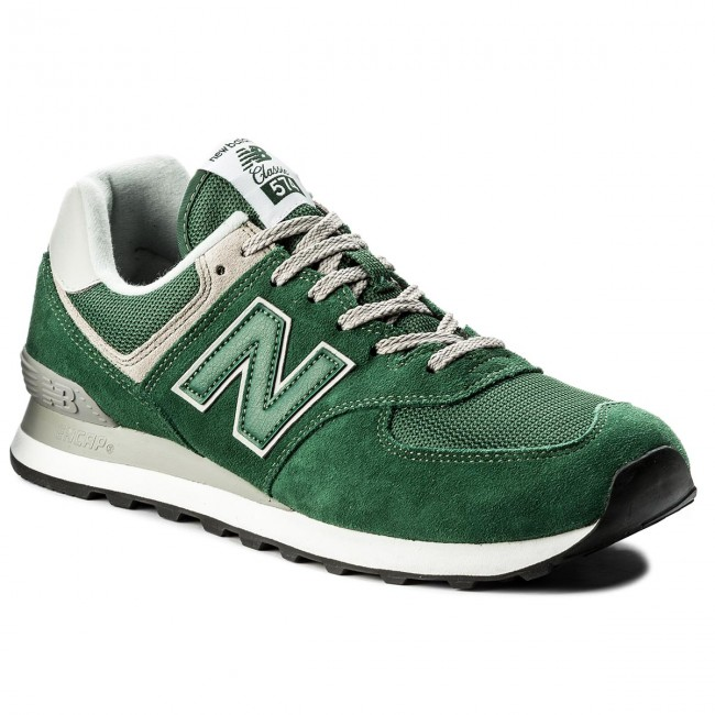 sneakers for cheap 425e6 d8720 Sneakers NEW BALANCE - ML574EGR Green