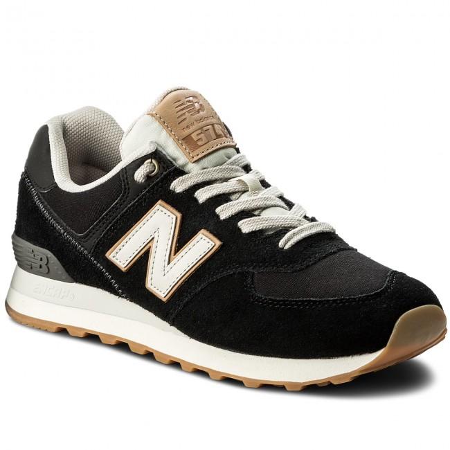 Sneakers NEW BALANCE ML574OUA Black