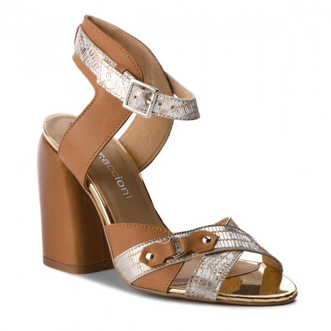 Sandals MACCIONI - 674.877082.3205 Złoty