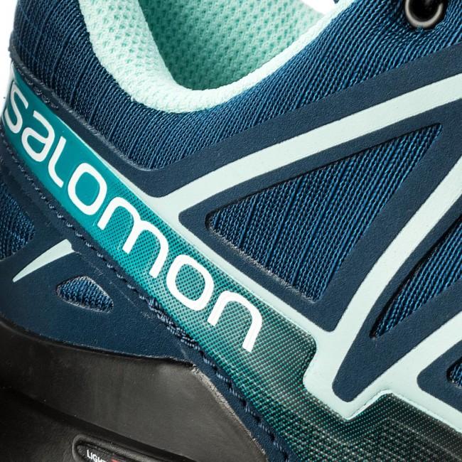 Shoes SALOMON Speedcross 4 W 402431 20 V0 PoseidonEggshell BlueBlack