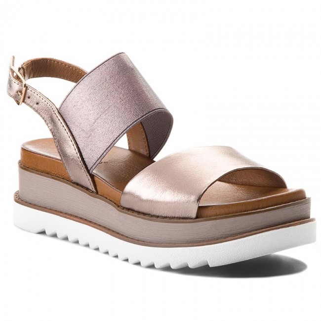 Sandals INUOVO - 8931 Pewter