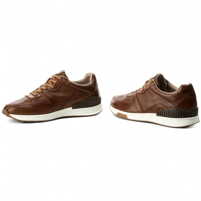 the latest 5700b 453d8 Sneakers MARC O'POLO - 801 23733502 102 Dark Cognac 729