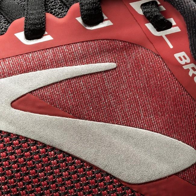 free shipping 59da3 69978 Shoes BROOKS - PureCadence 7 110274 1D 673 Red/Black/Silver