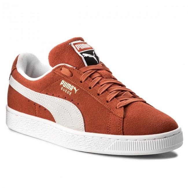 Sneakers PUMA Suede Classic 365347 07 Burnt OchrePuma White