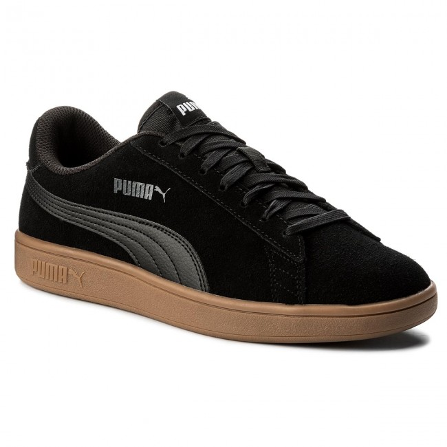 d4fed56d Sneakers PUMA - Smash V2 364989 15 Puma Black/Puma Black