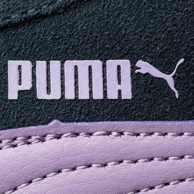 puma smash v2 ribbon rosa