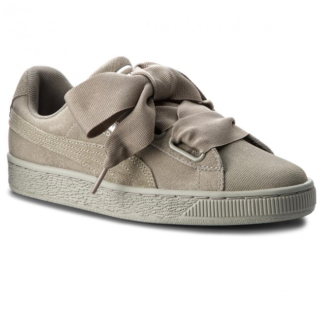 Sneakers PUMA Suede Heart Pebble Wn's 365210 02 Rock Ridge