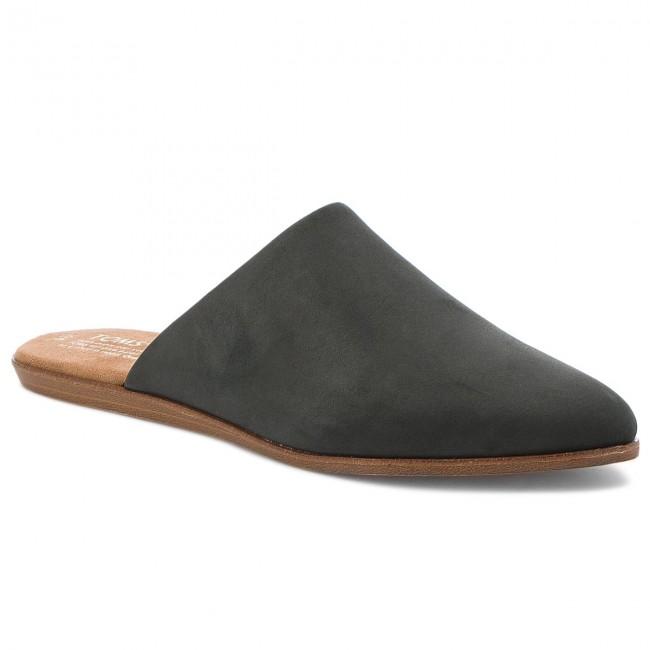 Slides TOMS - Jutti Mule 10011761 Black