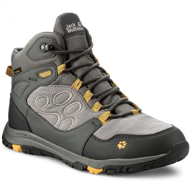 Trekker Boots Jack Wolfskin Activate Texapore Mid M 4024351 Burly Yellow Xt Trekker Boots Sports Shoes Men S Shoes Efootwear Eu