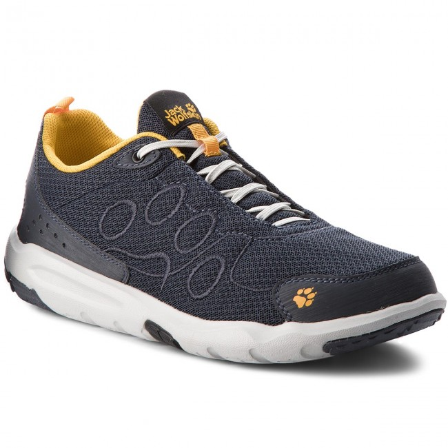 Shoes JACK WOLFSKIN Monterey Ride Low M 4018911 Burly Yellow