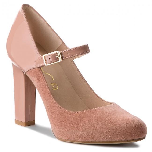 Shoes UNISA - Palpa Printemps Kid Sued