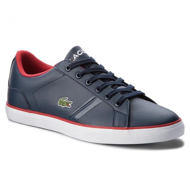Sneakers LACOSTE - Lerond 218 2 Caj 7-35CAJ0016144 Nvy/Red