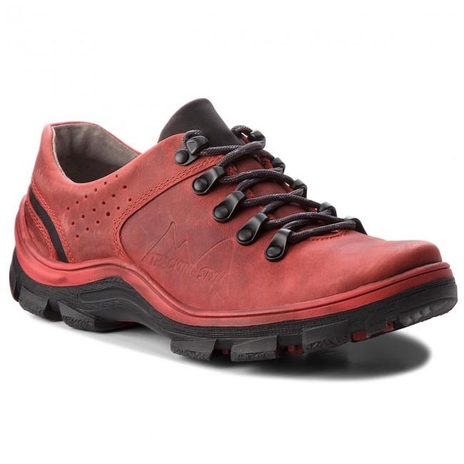 Shoes KORNECKI - 05329 Ml/Czerw/S
