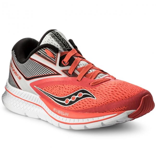 Shoes SAUCONY Kinvara 9 S10418 2 Viz RedWht