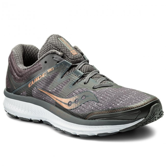 Shoes SAUCONY - Guide Iso S20415-30 Gry