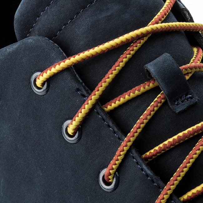 Sneakers TIMBERLAND Newmarket Leather Ox A1GJ2 Black Iris