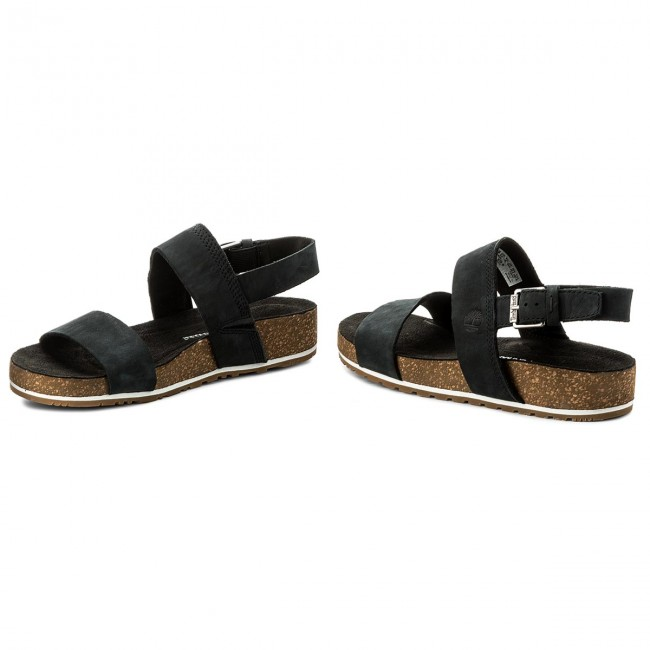 försäljning med lågt pris nyaste kollektion san francisco Sandals TIMBERLAND - Malibu Waves 2 Band A1MQK Black - Casual ...