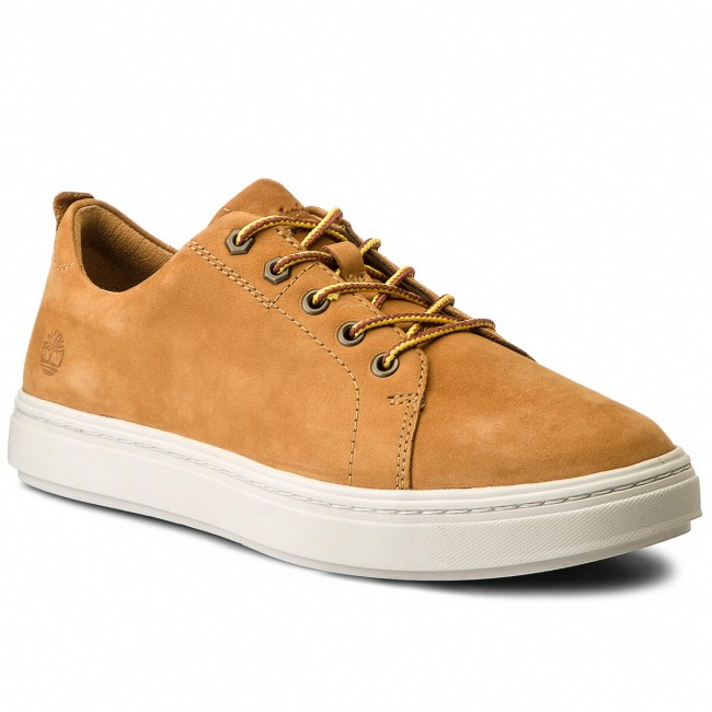 Sneakers TIMBERLAND - Londyn Simple Oxford A1O49B Wheat