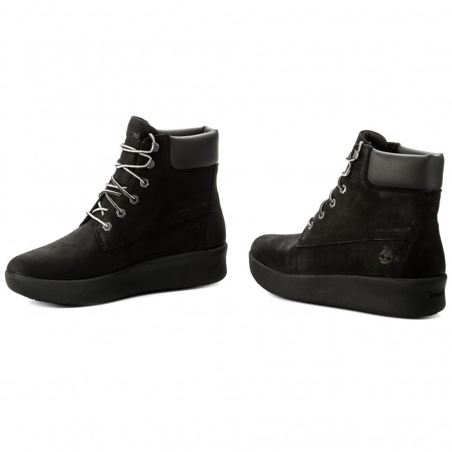 Boots TIMBERLAND Berlin Park 6 Inch TB0A1RXT0011 Black