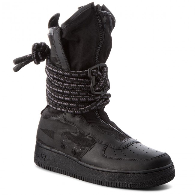 Shoes NIKE - Sf Af1 Hi AA1128 002 Black