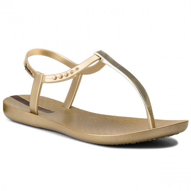 Slides IPANEMA - Class Exclusive Fem 26189 Gold 20889