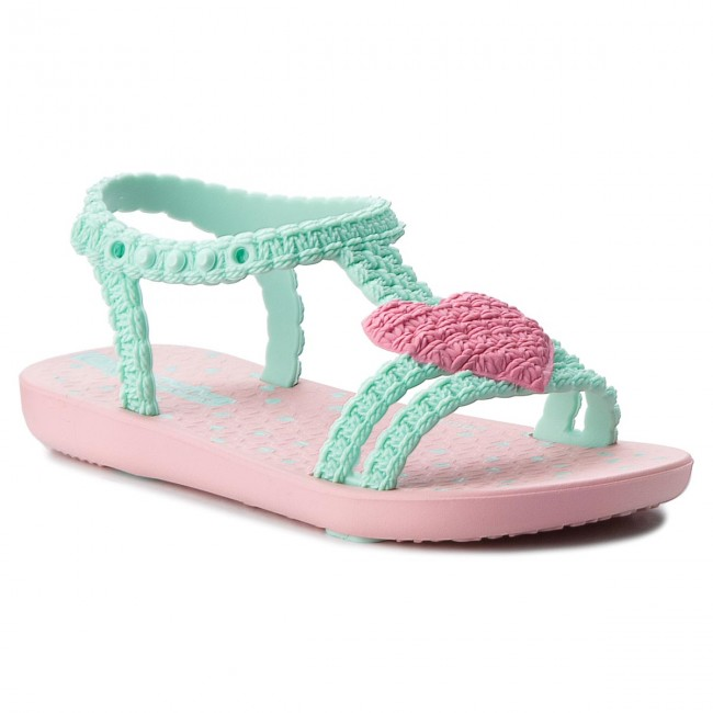 Sandals IPANEMA - My First Ipanema Baby 81997 Pink/Green 20706