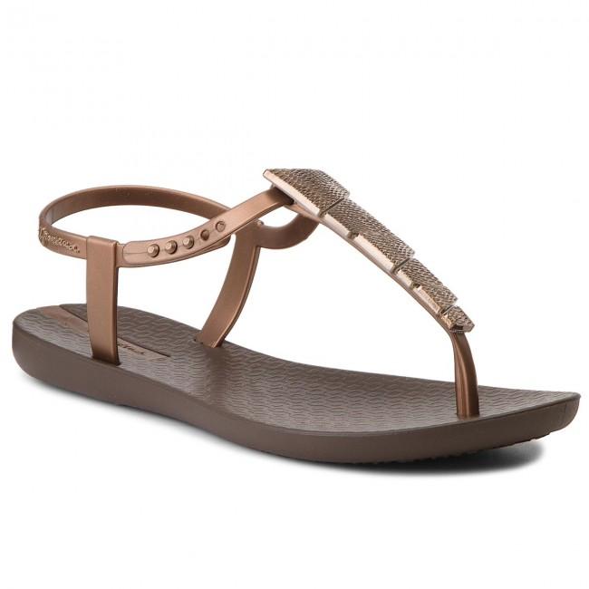 Slides IPANEMA - Charm V Sand Fem 82283 Brown/Brown/Bronze 24355