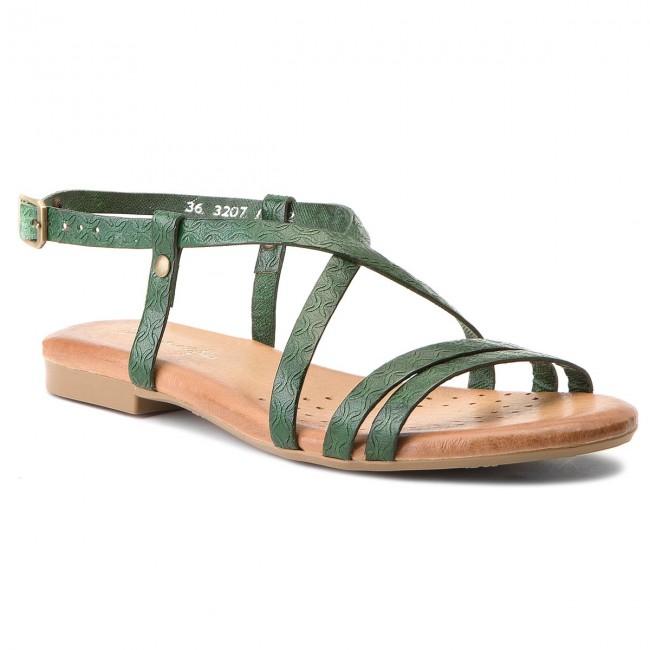 Sandals MACIEJKA - 03207-09/00-0 Green