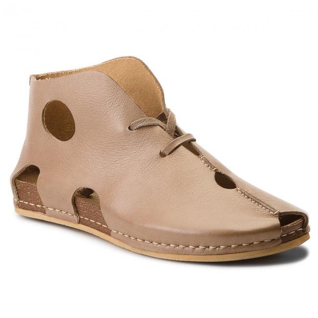 Sandals MACIEJKA - 03426-04/00-6 Beżowy