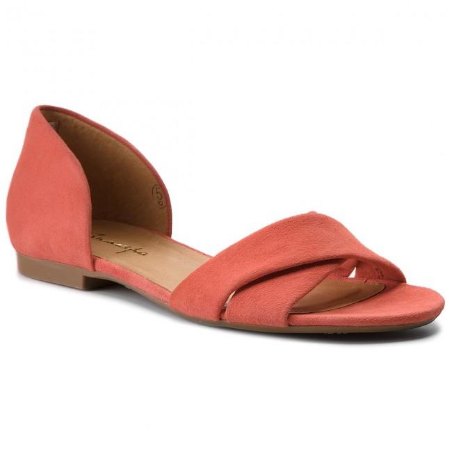 Sandals MACIEJKA - 03615-08/00-5 Koralowy