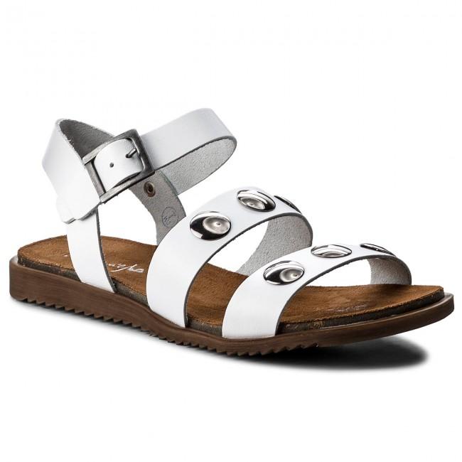 Sandals MACIEJKA - 03734-11/00-0 White