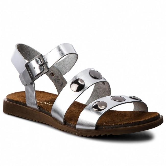 Sandals MACIEJKA - 03734-35/00-0 S Silver