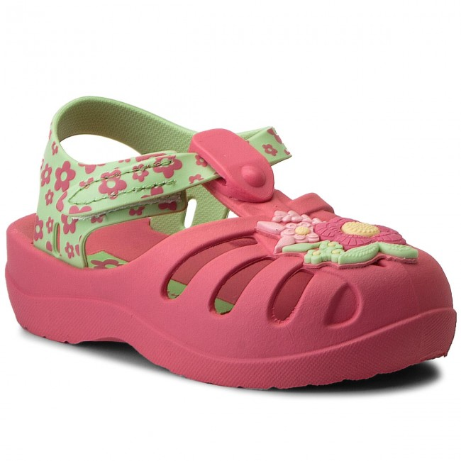 Sandals IPANEMA - Summer IV Baby 82308 Pink/Green 20706