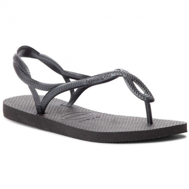 Sandals HAVAIANAS - Luna 41296970090 Black