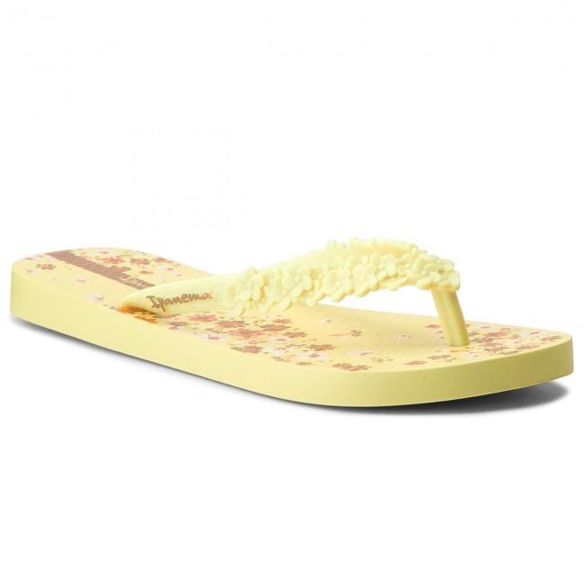Slides IPANEMA - Fashion Floral Fem 82397 Yellow/Yellow 21488