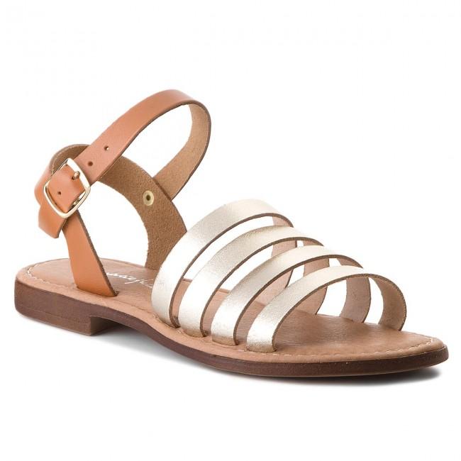 Sandals MACIEJKA - IT005-02/00-0  Plat/Cuoio